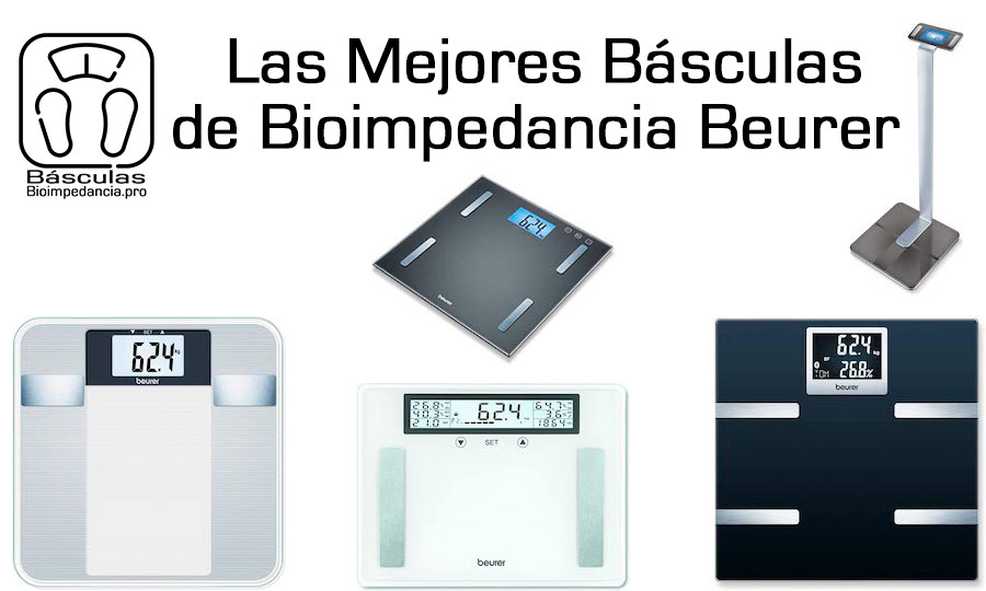 La mejor báscula de bioimpedancia Beurer