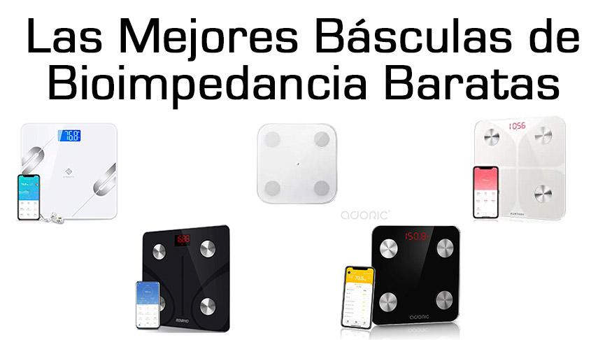 Báscula Bioimpedancia Barata