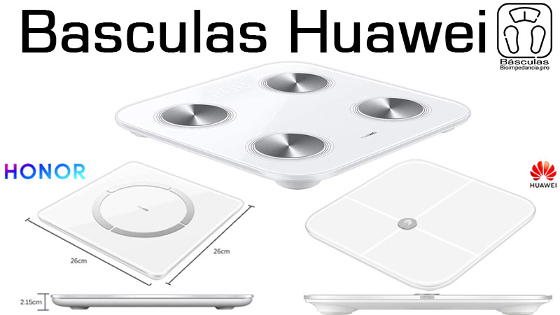 Bascula bluetooth Huawei